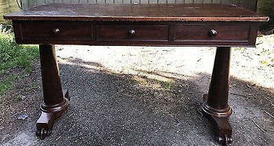 Antique Hall Table(hand Built)