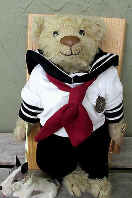 Midwest Cannon Falls Roosevelt Sailor Suit Bear & Terrier Dog Collectible Bear