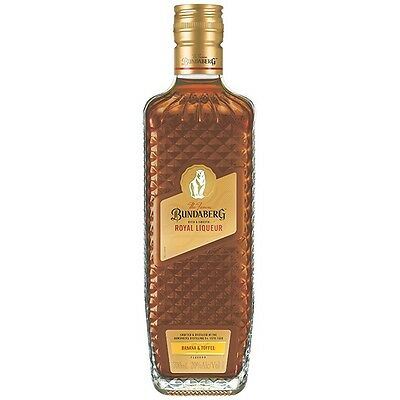 Bundaberg Rum Royal Liqueur Banana & Toffee 700ml