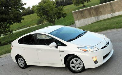 2010 Toyota Prius  2010 Toyota Prius Hybrid Electric Synergy Drive Automatic Great Condition