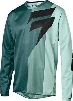 2018 Shift MX Mens Whit3 Label Tarmac Jersey Teal