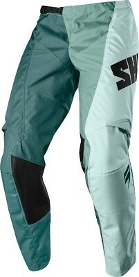 2018 Shift MX Mens Whit3 Label Tarmac Pants Teal