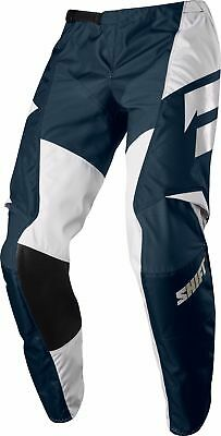 2018 Shift MX Mens Whit3 Label Ninety Seven Pants Navy
