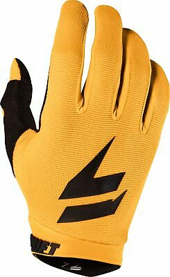 2018 Shift MX Mens Whit3 Label Air Glove Yellow