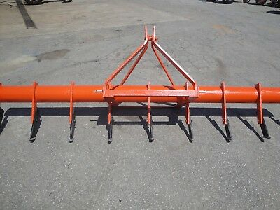 Nice  Corsicana   3 Point Hitch 10 Foot Pasture Renovator