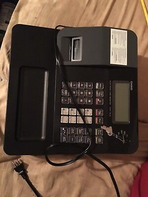 Casio Electronic Cash Register WORKS PERFECTLY Model SE-S700