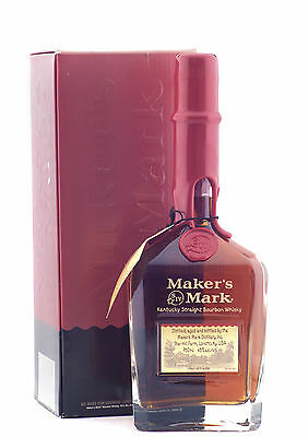 Makers Mark VIP Kentucky Bourbon Whiskey 750ml