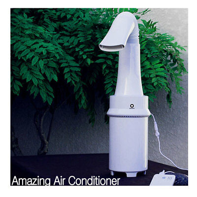 Portable Personal Amazing Air Conditioner Natural Wind Save Energy Home Cooling