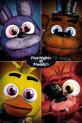 Five Nights at Freddys Quad Poster #90 61cm x 91.5cm