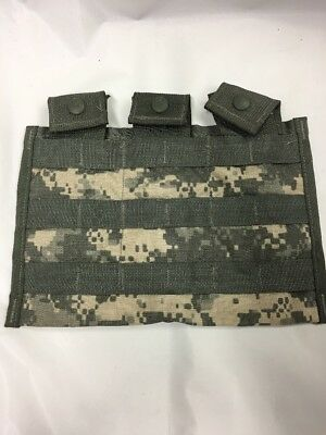 GENUINE US Military Issue ** MOLLE II** XX Magazine Pouch** ACU