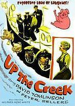 UP THE CREEK (1958 David Tomlinson) - DVD - Region Free - Sealed