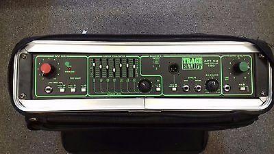 Trace Elliot GP7SM bass amplifier, in Stagg hardcase, UK made,1990's, works 100%