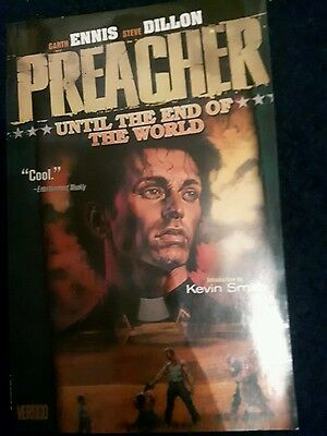 Preacher Vol 2 Until The End Of The World VGC