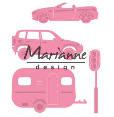 Marianne D Collectable Autos COL1435 381435