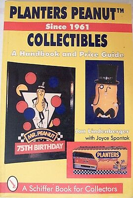Planter's Peanut $$$ Price Value Guide Collector's Book Jars Cans Advertising