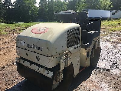Ingersoll Rand DD-24 Compact Roller - MECHANIC SPECIAL