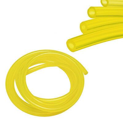 3*5mm Yellow Smooth Fuel Tube Petrol Diesel Oil Line Hose For Blower Brushcutter