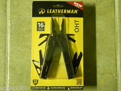 Leatherman 831631 OHT Pocket Multitool w/ Nylon Sheath Brand New