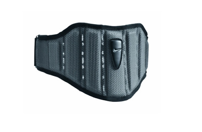 NEW Nike Structured Training Belt Weight Lifting Workout Gym Belt, Sizes M and L
