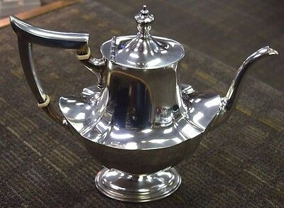 Gorham Plymouth 2441 Sterling Silver Coffee Pot 2-3/8 Pint