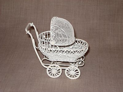 Baby Buggy  Doll House Furniture