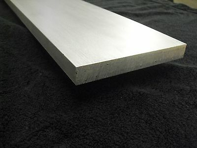 "3/4"" Aluminum 12"" x 24"" Bar Sheet Plate 6061-T6 Mill Finish"