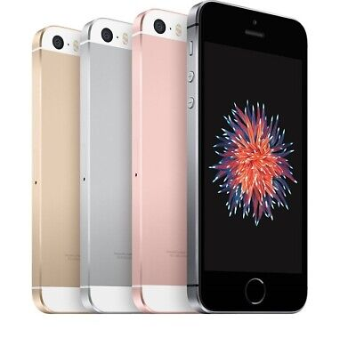 """Apple iPhone SE 16GB-64GB GSM""""Factory Unlocked""""Smartphone Phone All Colors*"""