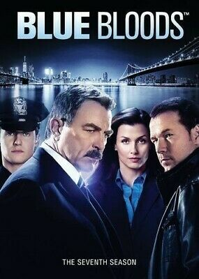 Blue Bloods: The Seventh Season (2017, DVD NUEVO)6 DISC SET (REGION 1)