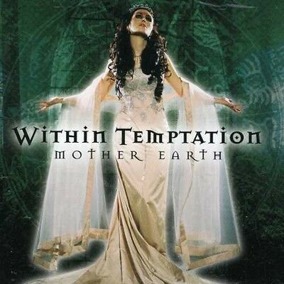 Mother Earth - Within Temptation (2008, CD NUOVO)