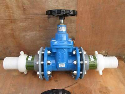 """3 """" Inch - Under Ground - Clean Water  -  Gate Valves  ( New  ) - Top Quality"""