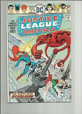 DC COMICS JUSTICE LEAGUE of AMERICA No. 129 Very Nice Condition April 1976
