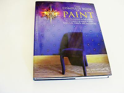The Complete Book of Paint-A Guide to Paint Techniques