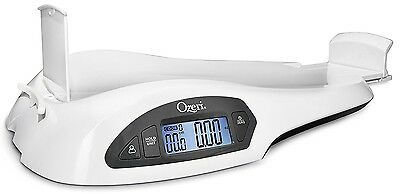 Ozeri All-in-One Baby and Toddler Scale with Weight and Height Detection - $90