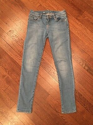 Gap Kids GapKids1969 Girls Super Skinny Jeans Size 10 Regular GUC