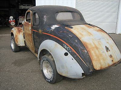 1939 Plymouth COUPE BASE 1939 PLYMOUTH COUPE ROLLER REGISTERED WITH PAPER WORK