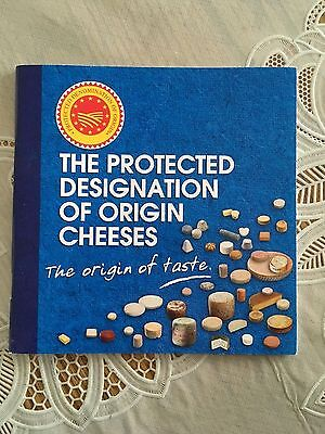 RARE French Cheese Handbook ~ Origin Guide Tips History France