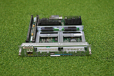 CISCO SM-SRE-900-K9 Module With 4Gb & 2 x 500Gb HDD running CME CUE 8.6.7