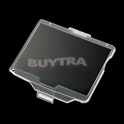 Plastic Hard LCD Covers Screen Protector For Nikon D300 BM-8 Chic .