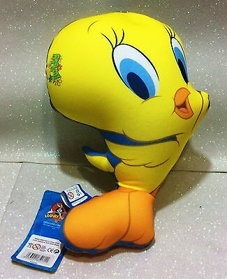 "Looney Tunes Warner Titti Tweety Cuscino Antistress 30 Cm Plush 11,7"" Pillow"
