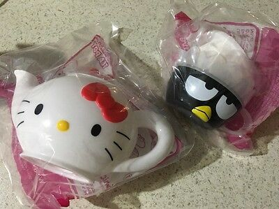 McDonald's Happy Meal Sanrio Bad Badtz Maru Hello Kitty Tea Pot