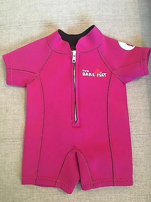 Two Bare Feet Baby Wetsuit XXS 3-6 Months