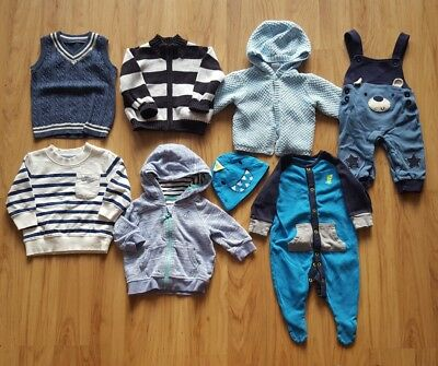 baby boys next clothes bundle age 3-6 months jasper conran