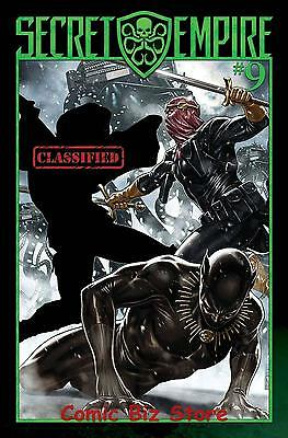 Secret Empire #9 (Of 10) (2017) 1St Printing Bagged & Boarded Marvel
