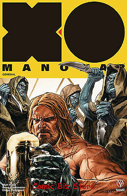 X-O Manowar #6 (2017) 1St Printing Larosa Cover A Bagged & Boarded Valiant