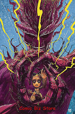 I Am Groot #4 (2017) 1St Printing Bagged & Boarded Guardians Of The Galaxy