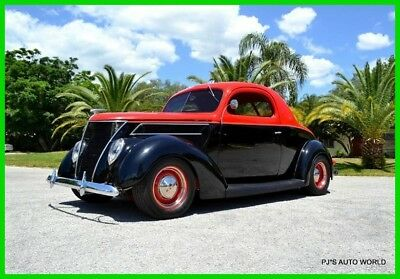 1937 Ford Other Big Block Automatic Power Steering Air Condition 1937 Big Block Automatic Power Steering Air Condition Used Automatic