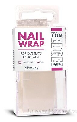 The Edge Nail Wrap Silk Overlays Repairs 46cm 18""