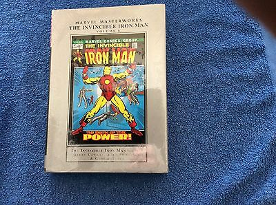 MARVEL MASTERWORKS IRON MAN vol 8 Hardback