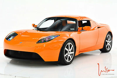 2008 Tesla Roadster Base Convertible 2-Door 2008 Tesla Roadster