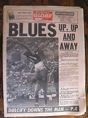 Sporting Globe    MARCH 31 1979 Carlton